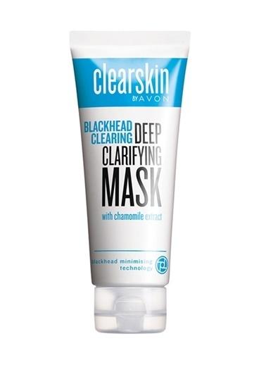 Avon Clearskin Siyah Noktalar İçin Maske 75 Ml Renksiz